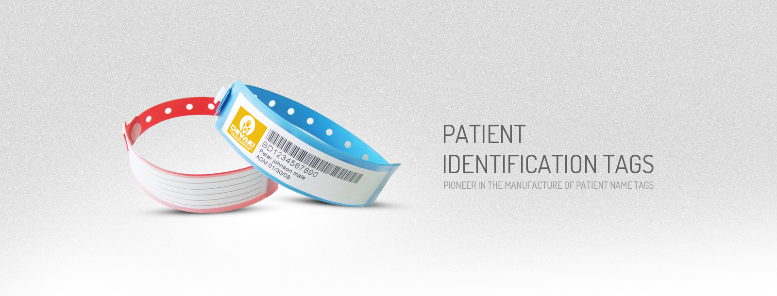 Patient Identification Tags